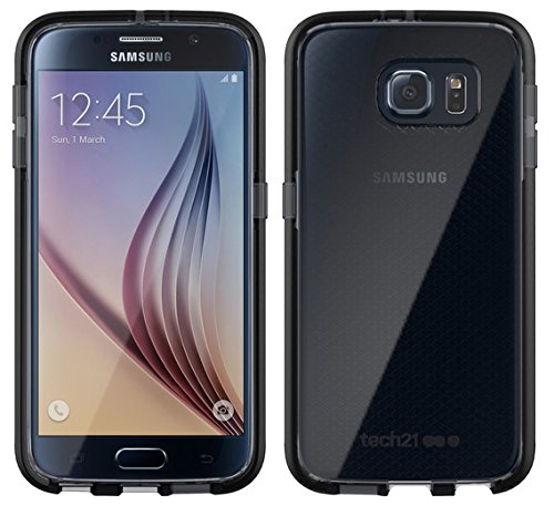 Tech Check (Tech21 Evo Check for Samsung Galaxy S6 - Smokey/Black)