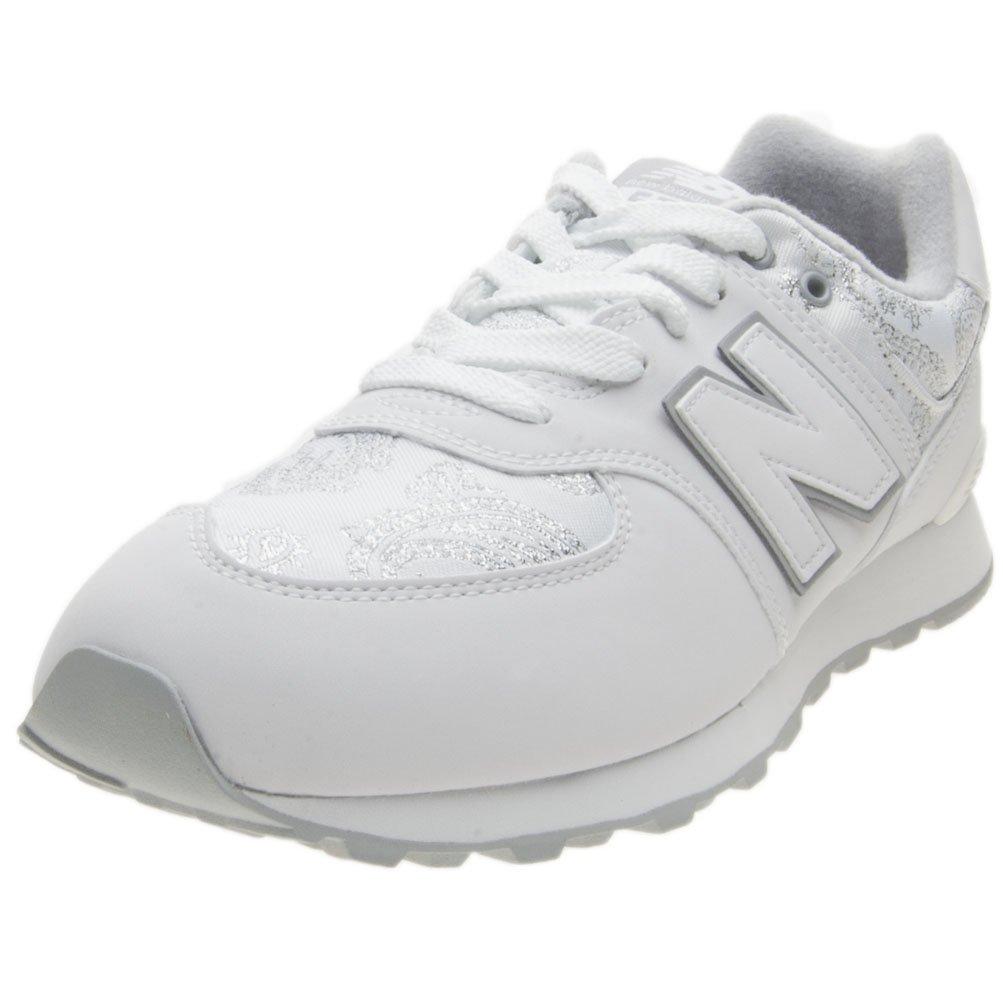 New Balance Sneaker GC574PW, Damen Sneaker Balance Weiß Weiß/Grau - ff0a92