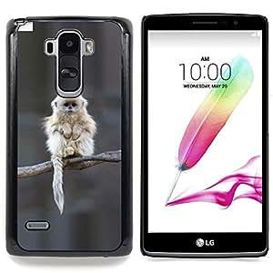 For LG G Stylo / LG LS770 / LG G4 Stylus - Japanese Snow Monkey Ape Cute /Modelo de la piel protectora de la cubierta del caso/ - Super Marley Shop -