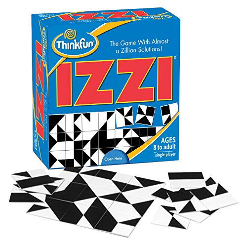 ThinkFun Izzi Puzzle - Builds Thinking Skills Through Fun Gameplay ()