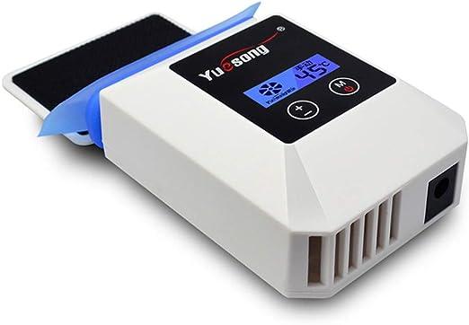 TGDY Ventilador de enfriamiento para computadora portátil Pantalla ...