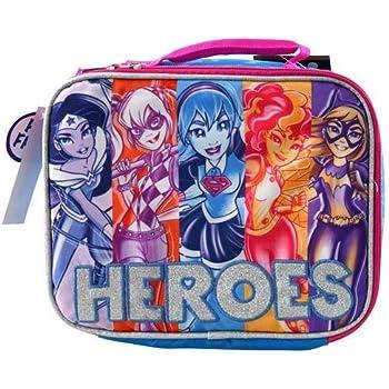 Amazon.com: DC Super Hero - Bolsa de almuerzo con ...