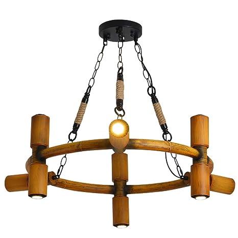 Design - Lámpara colgante VINTAGE EDISON Loft estilo ...