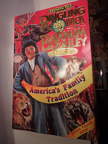 Ringling Bros. and Barnum & Bailey Circus: 121st Edition Souvenir Program and Magazine