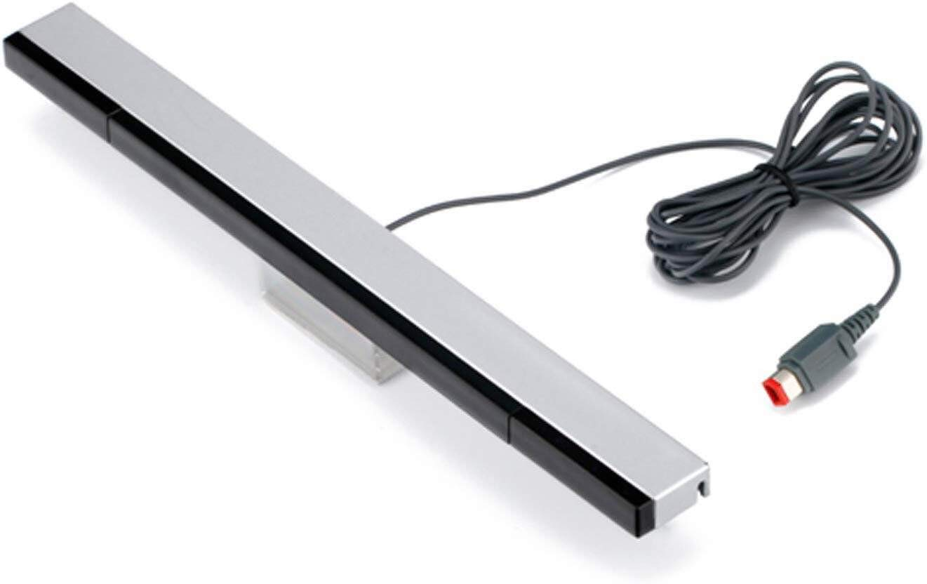 New Replacement Wired Infrared Sensor Bar for Nintendo Wii & Wii U by Consumer Cables