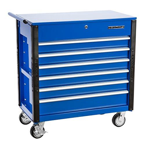 6 drawer service tool cart - 1