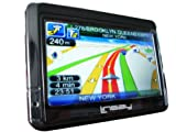 LINSAY LSY-700 4.3″ The Unique GPS 7 in 1 USA Canada !New Arrive Multimedia Full Capacity up to 8 GB ! The Biggest in GPS! Mp3 Player, Video Player, Photo Viewer, Text to Speech, WOOOOOWWW For Sale