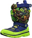 Stride Rite Made 2 Play Sneaker Winter Boot (Toddler/Little Kid), Green/Multi, 4.5 M US Toddler