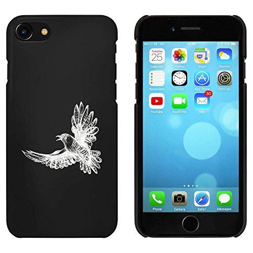 Noir 'Oiseau Coucou' étui / housse pour iPhone 7 (MC00071793)