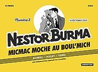 Nestor Burma : Micmac moche au Boul'mich N°3 par Nicolas Barral