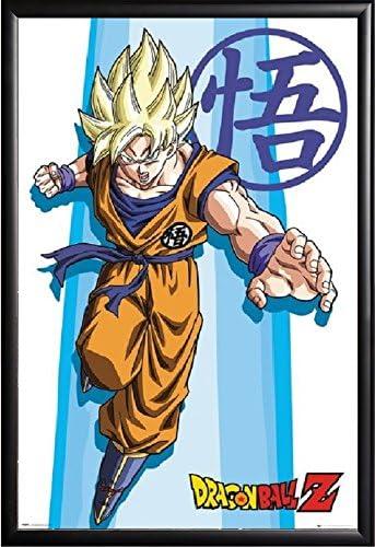 Dragon Ball Super Vegeta Blue God Saiyan Poster 12inchesx18inches Free Shipping