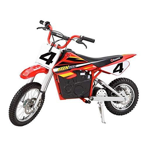 Razor MX500 Dirt Rocket Electric Motocross Bike Review