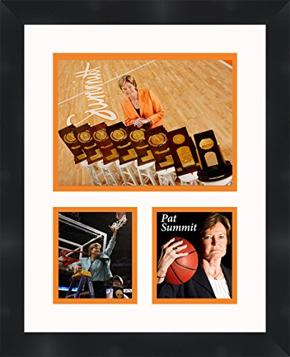 Frames By Mail Head Coach Pat Summit Framed 11 x 14 Photo Collage