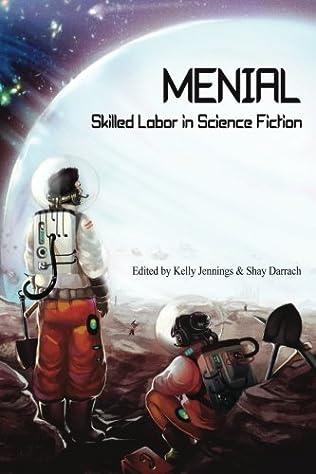 book cover of Menial