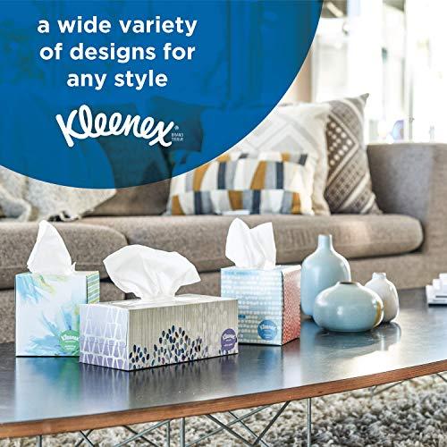 شراء Kleenex Lotion Facial Tissue, 120 Count, (3 Pack)