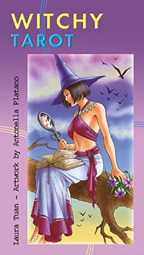 WITCHY TAROT (cards) LO SCARABEO EX63 Mind Body & Spirit