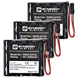 Best Access Systems 35HW Door Lock Battery Combo-Pack Includes: 3 x SDDC-A1118 Batteries