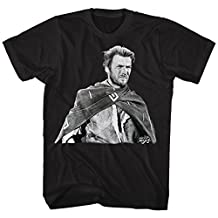 John Wayne Wild West Movie American Classics Adult American Classics T-Shirt