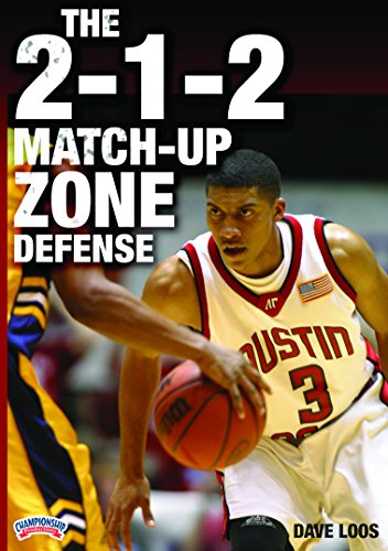 Championship Productions Dave Loos: 2-1-2 Match-Up Zone Defense DVD