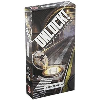 UNLOCK! The Formula Card Game