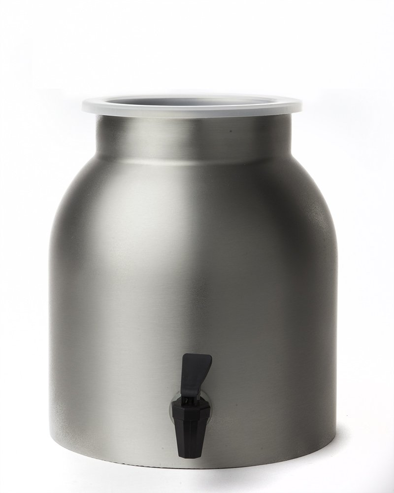 New Wave Enviro Stainless Steel Water Dispenser, 2.2-Gallon(single)