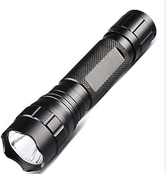 Aleación De Aluminio Linterna LED Para Exterior, Blanco ...