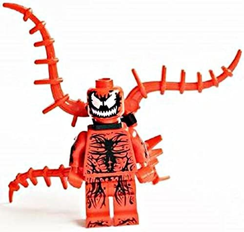LEGO Marvel Spider-Man Carnage Minifigure 2015