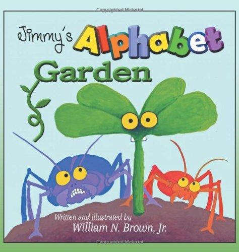 Read Online Jimmy's Alphabet Garden pdf