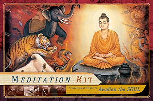 Meditation Kit: Traditional Tools to Awaken the Soul by Mandala Publishing