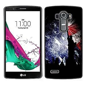 Dragon Case - FOR LG G4 - shine with boundless radiance - Caja protectora de pl??stico duro de la cubierta Dise?¡Ào Slim Fit