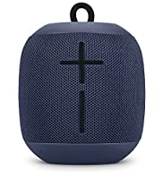 Ultimate Ears WONDERBOOM Waterproof Super Portable Bluetooth Speaker – IPX7 Waterproof – 10-hour Battery Life – Midnight Blue