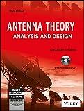 Antenna Theory: Analysis And Design, 3Rd Ed