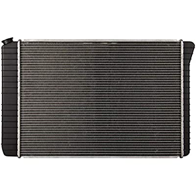 Spectra Premium CU730 Complete Radiator: Automotive