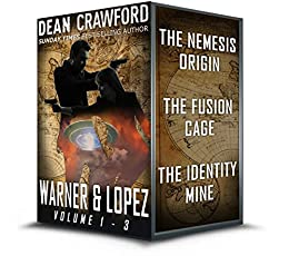 The first three volumes in the WARNER & LOPEZ series from bestselling author Dean Crawford!   Warner & Lopez Boxed Set, Volumes 1-3