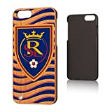 Keyscaper MLS Real Salt Lake Wave Cherry Case for iPhone 6/6S, Wood