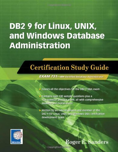 Download DB2 9 for Linux, UNIX, and Windows Database Administration: Certification Study Guide Pdf