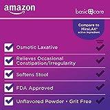 Amazon Basic Care ClearLax, Polyethylene Glycol