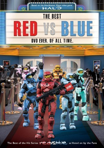 The Best Red vs. Blue DVD. Ever. Of All Time by Flatiron Film Company (Best Selling Irons Of All Time)