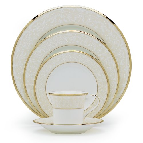 Noritake White Palace 5-Piece Place ()