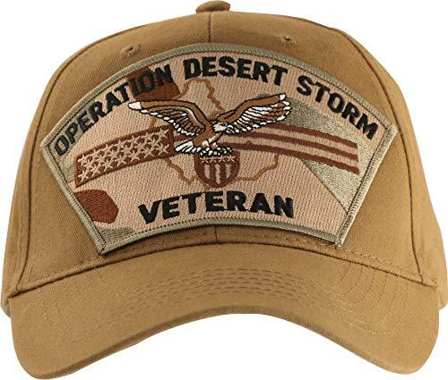 MilitaryBest 'Operation Desert Storm Veteran' Ball Cap