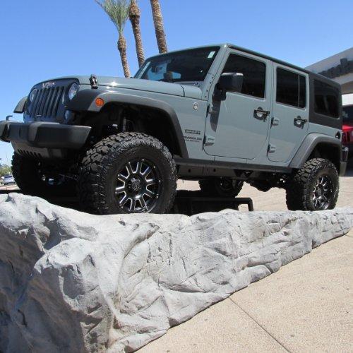 2007 2014 Jeep Wrangler Four Door 3 Quot Stage 3 Lift Kit Fox