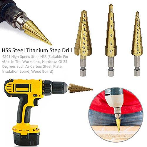 Buy large diameter drill bits for metal