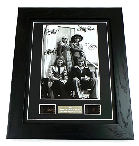 artcandi Abba Signed + Abba Film Cells Framed for sale  Delivered anywhere in USA