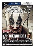 Megaherz: Sonic Seducer 10-14 mit Megaherz-Titelstory + 2 CDs mit über 85 Min. Gesamtspielzeit, darunter eine exkl. EP zum Megaherz-Album Zombieland + M'Era Luna Special + exkl. Sticker, Bands: Letzte Instanz u.v.m. (Audio CD)