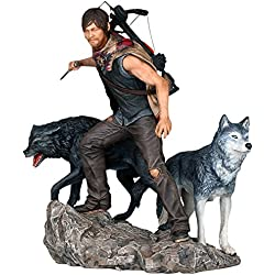 Gentle Giant Studios The Walking Dead: Daryl & The Wolves Statue (1:8 Scale)