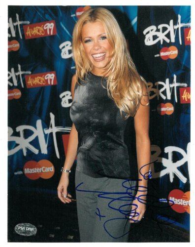 Melinda Messenger Signed Authentic Autographed 8x10 Photo (PSA/DNA) #J64825 ()