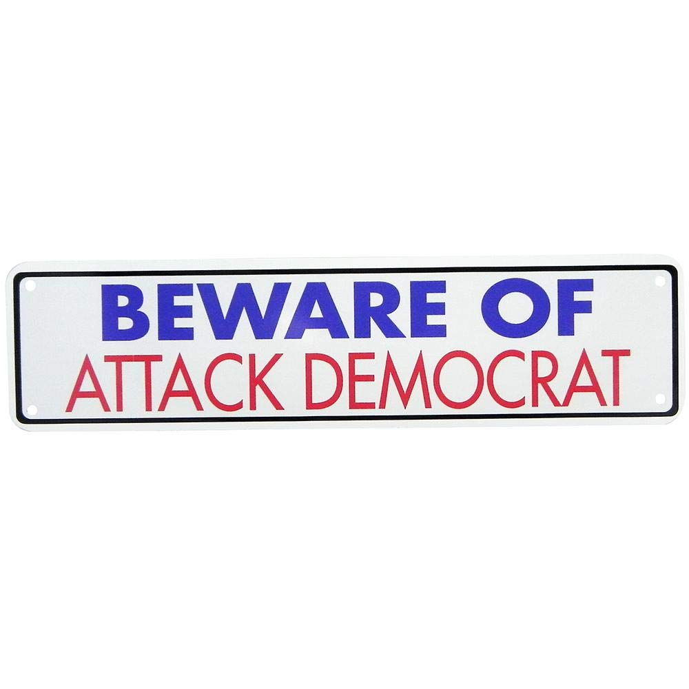 8X12  Aluminum Sign  Won/'t rust crack or fade FORGET THE DOG BEWARE OF CAT