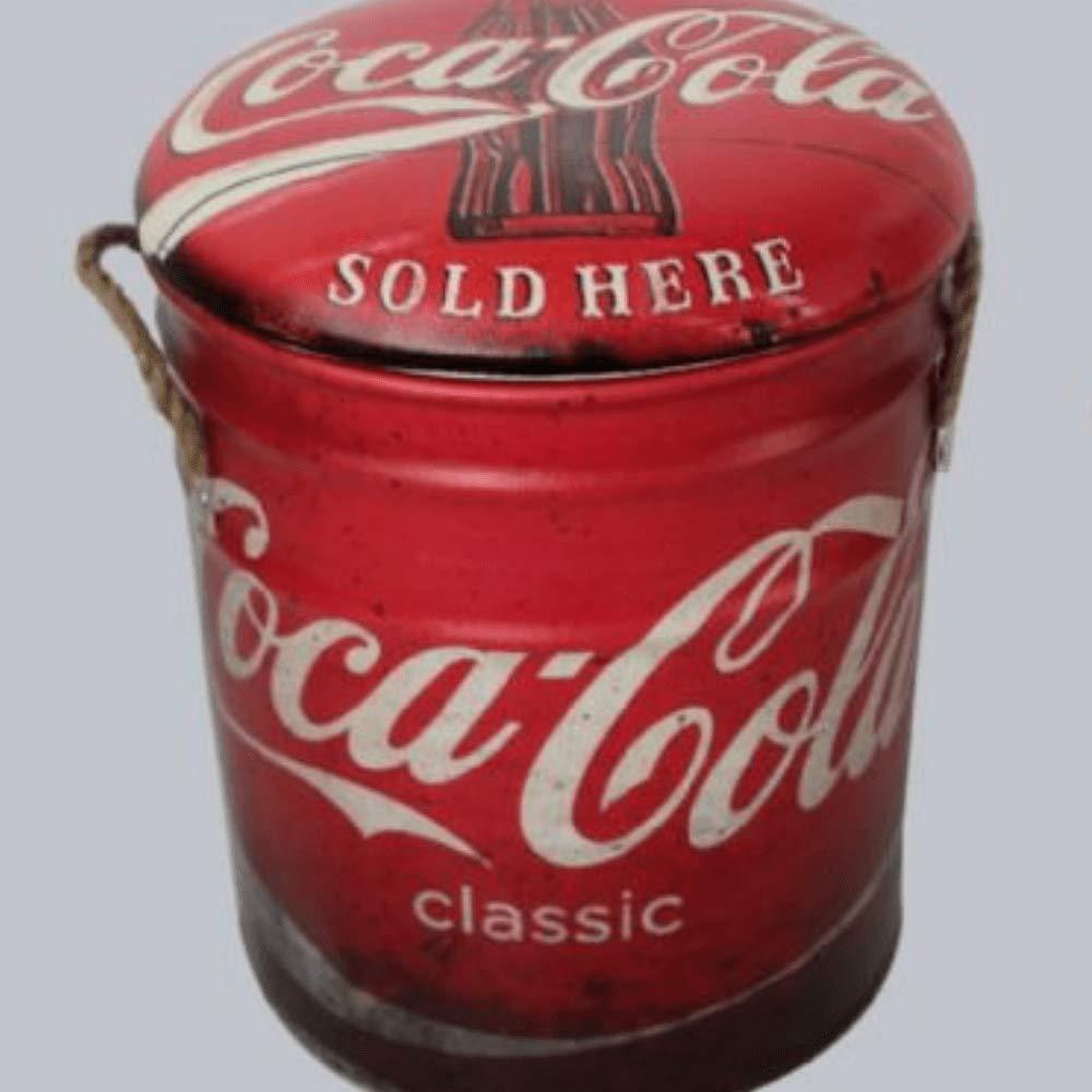 Meubles Coca Cola Publicité Coca Coke Drink Pepsi Fizzy Container Vintage  Retro Mancave Man Cave Abri ...