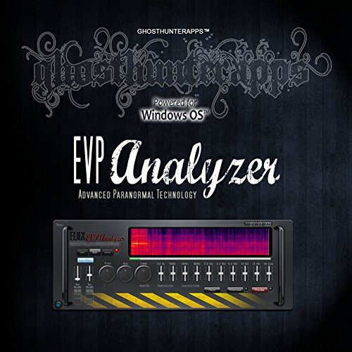 Evp Analyzer Paranormal Evp Recorder For Ghost Hunting Amazon In Software