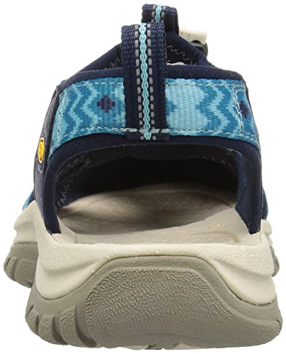KEEN Womens Venice H2 Sandal Dress Blue/Algiers 3C6feeUcQK